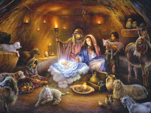 Православное Рождество по Новоюлианскому календарю Рождество Христово | Фото с сайта ptr-vlad.ru