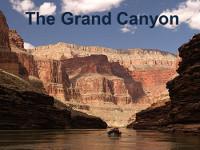 Проект с презентацией на тему «Grand Canyon»