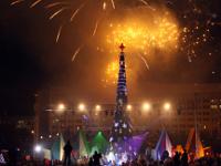 Год Змеи в Содружестве встретили по новогодним традициям и ритуалам | Фото с сайта vesti.kz