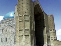 Мавзолей Ходжа Ахмеда Яссауви | Фото с сайта ourkz.ru