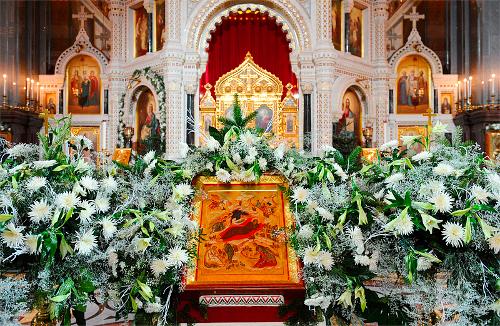 Православный мир празднует рождественский Сочельник | Фото с сайта patriarchia.ru