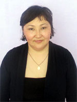 Илюбаева Айгуль Зиадаевна