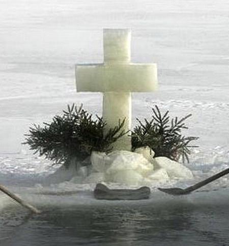 Православные готовятся к Крещению Господню