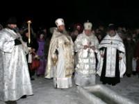 Крещение Господне в Петропавловске