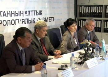 В ряде регионов Казахстана объявлено штормовое предупреждение