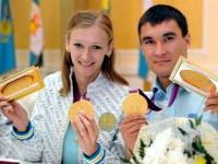 В Казахстане появятся художественные марки с изображением олимпийских чемпионов