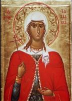 Икона Святой Татианы