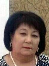 Досмагамбетова Асия Бахитжановна