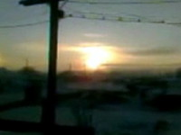 Жители Карагандинской области стали свидетелями появления трех солнц