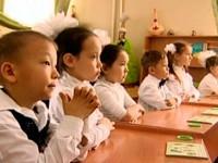 В детских садах Алматы казахский язык стали изучать по 3D-мультфильмам