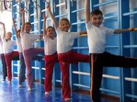 План-конспект урока по разделу гимнастика   Фото с сайта  feo.ua