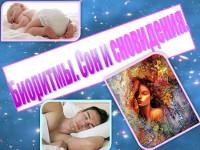 Урок биологии: «Биоритмы. Сон и сновидения»