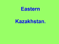 Theme: «Welcome to Kazakhstan!»
