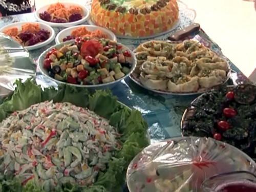 Второй фестиваль постной кухни