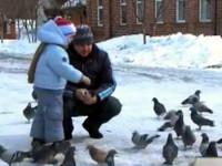 Жители Петропавловска встретили Международный день птиц