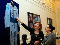 В Астане открылась выставка, посвященная покорителям Вселенной