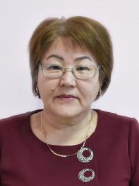 Исетова Райса Бариевна
