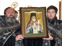 Мощи святителя Луки Крымского принесены в Вознесенский собор Южной столицы Казахстана