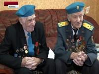 Ветеран ВОВ Михаил Куликов начал писать шестую книгу о фронтовиках