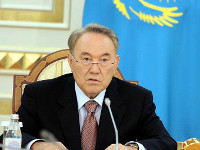 Назарбаев Нурсултан. Фото Марат Абилов©