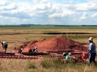 Археологи продолжают изучать памятник эпохи энеолита в СКО