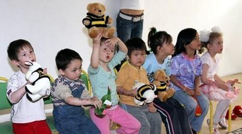 Воспитанники детского дома. Фото ©Ярослав Радловский