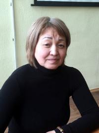 Насирова Марина Рахимовна