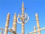Тенгрианство — мировоззрение древних тюрков | Фото с сайта turan.info