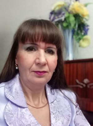 Крывенькая Светлана Валентиновна