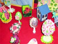 Пасхальные подарки и сувениры