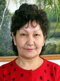 Аубакирова Кульзипа Карсаковна