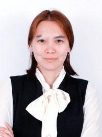 Букаева Мира Сериковна
