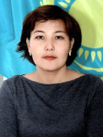 Каусова Нурия Кубашовна