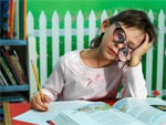 Как усадить ребенка за уроки в конце учебного года?