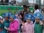 В Астане прошел концерт «Волшебный мир детства»