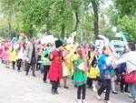 Празднование в Северо-Казахстанской области Международного дня защиты детей — 1 июня