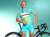 Велосипед Александра Винокурова продан за 243 тысячи долларов