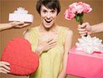 Как не огорчить офисных дам в канун 8 Марта? Невредные советы