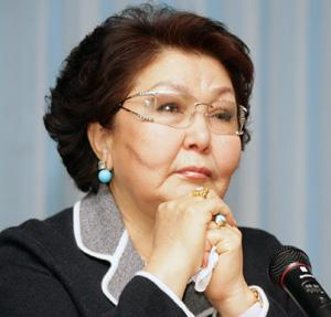 Назарбаева Сара Алпысқызы