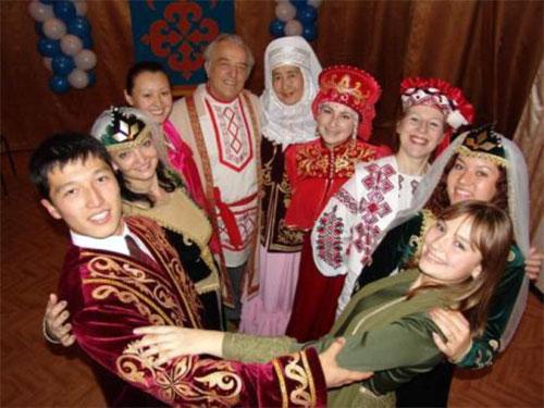 Открытое мероприятие посвященное Дню Благодарности «Казахстан — наш общий дом»