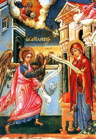 7 апреля православные христиане отмечают Благовещение