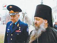 Кадр из фильма киностудии Роскосмос.