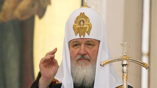 Патриарх на Бородинском поле помолился об Отечестве и его защитниках | © РИА Новости Игорь Зарембо