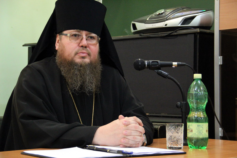 В зале заседаний епархиального управления Петропавловской и Булаевской епархии прошла конференция, посвящённая трезвому образу жизни