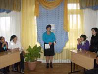 Маликова Айнур Кенесбаевна