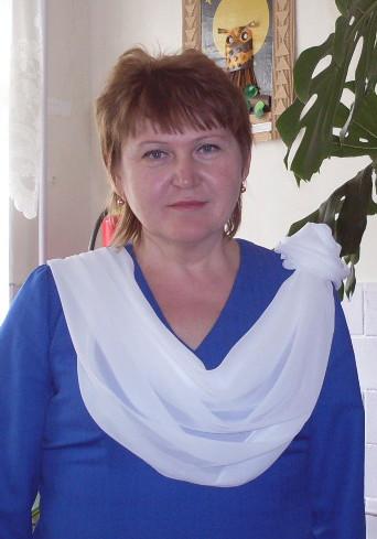 Алышева Надежда Ивановна