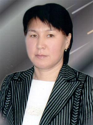Андакулова Сауле Турсынбековна