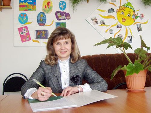 Багаева Любовь Васильевна