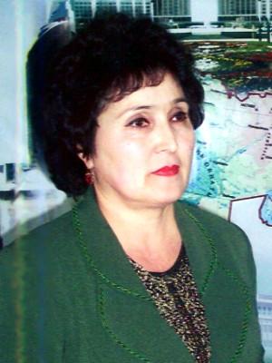 Кочкарова Матлуба Иристаевна
