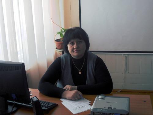 Лесечко Оксана Сергеевна